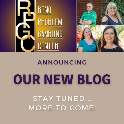 Image announcing our new blog